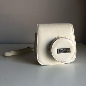 Instax Instant Camera Case (White)